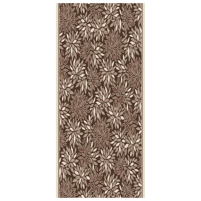 дорожка ковровая Naturalle 906/91 2м коричневая