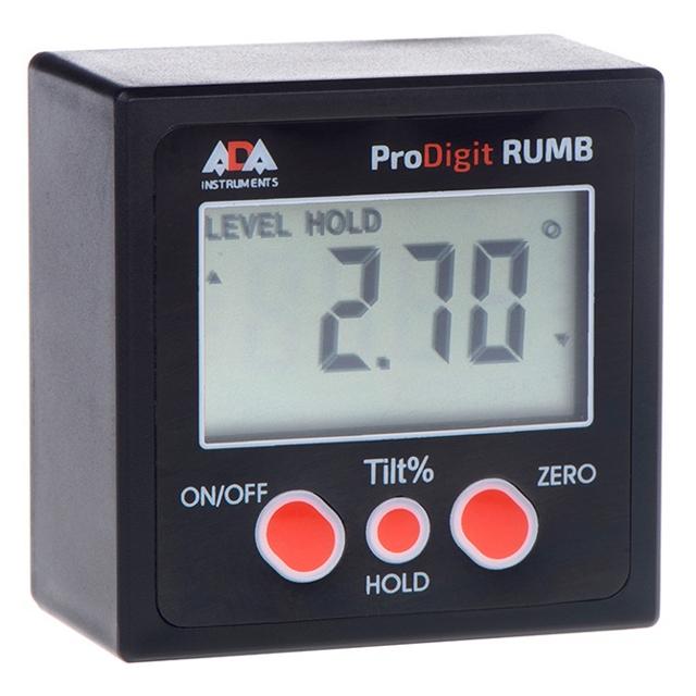 угломер цифровой ADA Pro-Digit Rumb 0,05 град угломер электронный ada anglemeter 40