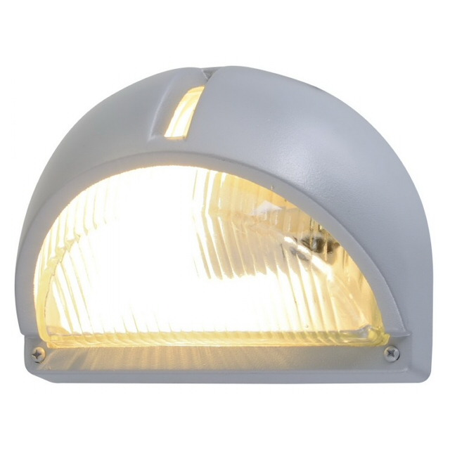 светильник уличный настенный Urban 1х60Вт E27 230В алюминий серый A2801AL-1GY