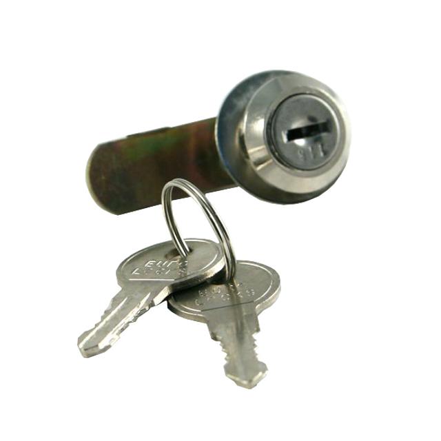 замок почтовый 20мм номерной ключ