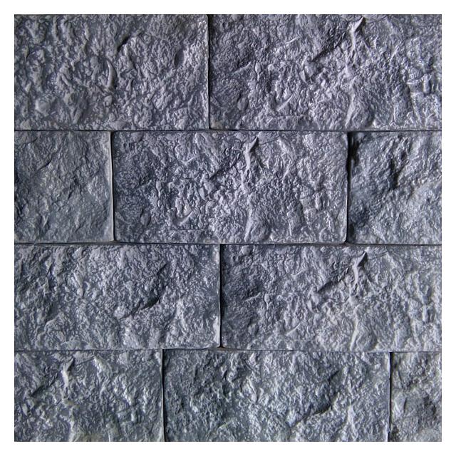 плитка декоративная бетонная RAMO Доломит Евро темно-серая плитка декор 250х400х8 мм релакс зеленый 1 494311