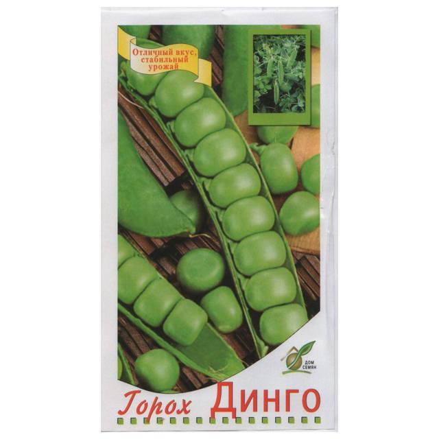 семена Горох Динго 40шт