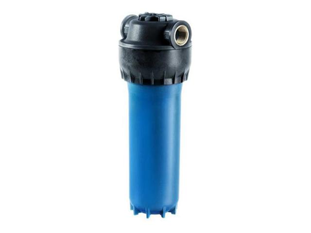 корпус магистрального фильтра АКВАФОР 1/2 для холодной воды синий