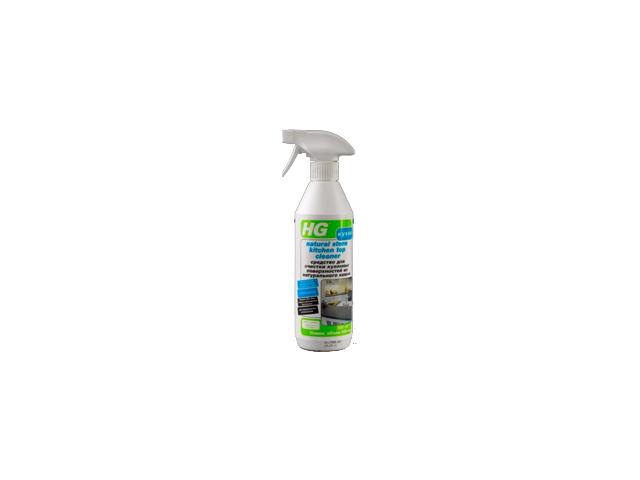средство чистящее HG жидкость 500мл для кухонных поверхностей из натурального камня