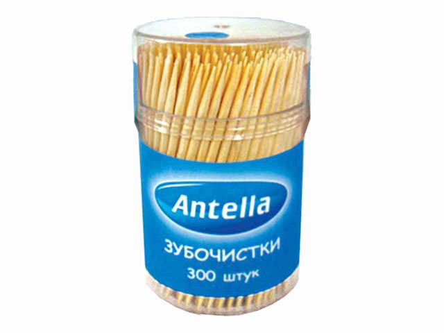 зубочистки ANTELLA 300шт
