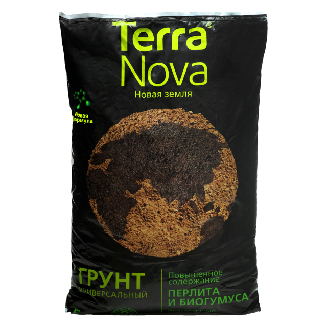 почвогрунт TERRA NOVA Новая Земля 5л цена