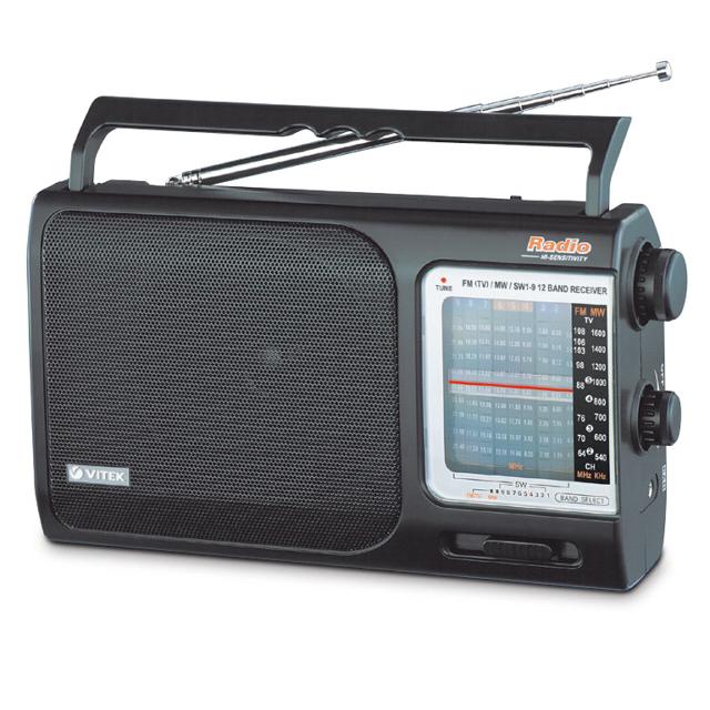 радиоприемник Vitek VT-3587 радиоприемник дв св укв
