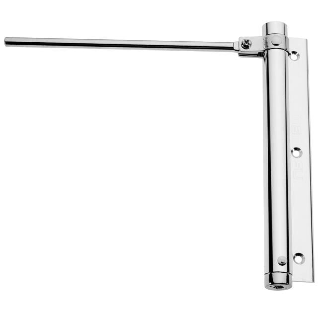 доводчик дверной MSM пружинный 85кг серебро доводчик дверной notedo пружинный ds 19