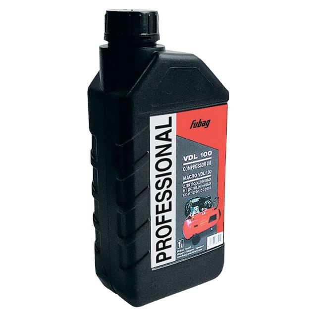 масло FUBAG для поршневых компрессоров VDL 100, 1 л