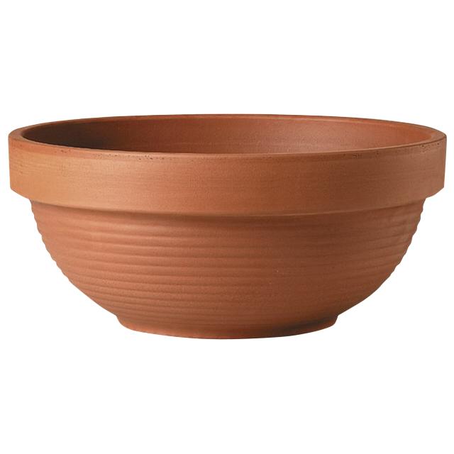 горшок керамический Циотолла d27см 4л терракотовый горшок для цветов ingreen таити с подставкой цвет терракотовый диаметр 18 см