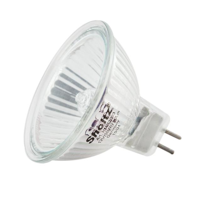 лампа галогенная SHOLTZ 50Вт GU5.3 350лм 2700K 12В спот