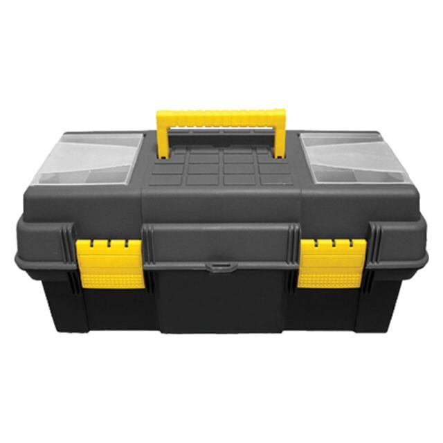 ящик д/инструмента UGO LOKS 19 485х245х215мм 2 органайзера набор инструментов д укладки паркета ugo loks