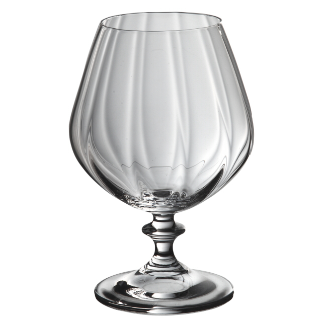 набор бокалов CRYSTALEX Ангела оптика 6шт 400мл бренди стекло