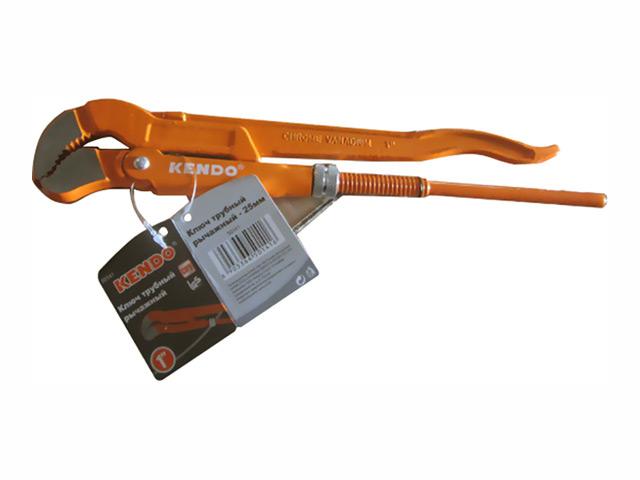 ключ трубный KENDO газовый тип S 1