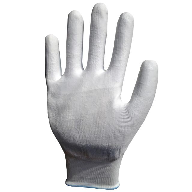 перчатки нейлоновые с полиуретановым покрытием 9 р-р
