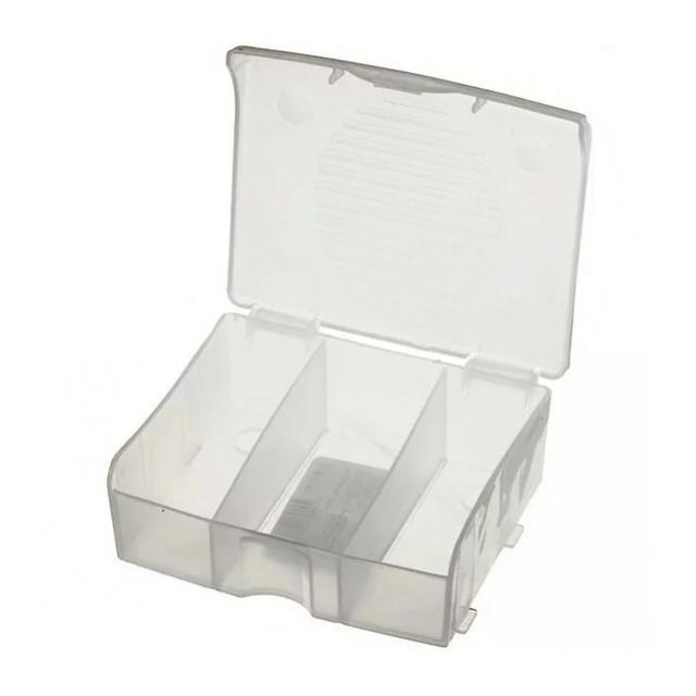 органайзер с защелкой UGO LOKS 9х8,8х10см 3 отделения пакет loks super cleaning вакуумный с насосом 50 x 35 см 3 шт