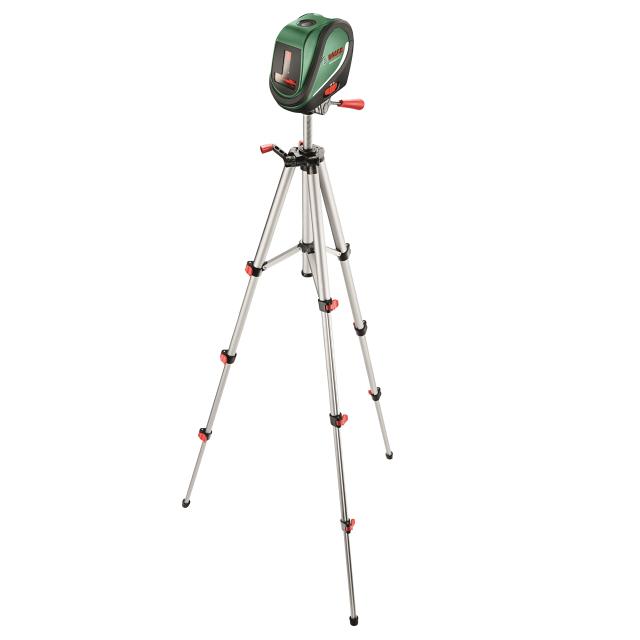 нивелир лазерный BOSCH UniversalLevel 2 Set 10м линейный лазерный нивелир bosch universallevel 2 set штатив 0603663801