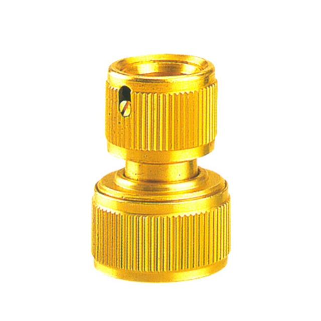 коннектор FRUT 3/4 латунь с аквастопом цена