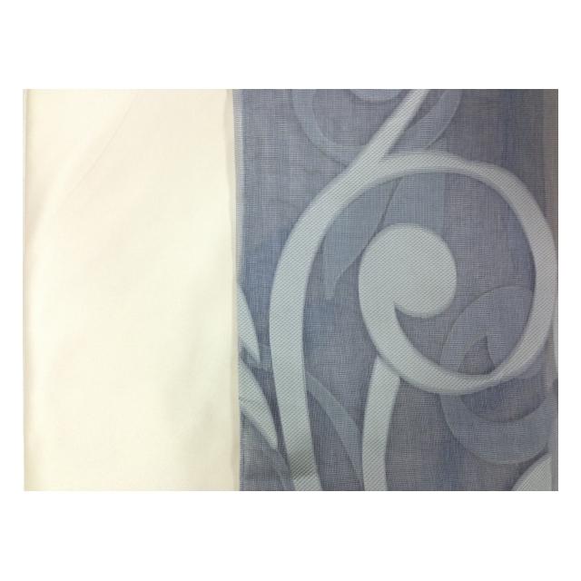 комплект штор на шт. ленте ТАС Selection Platinum Saten V-13 3 предм. кремовый, арт.GSN0909 штора kauffort магия на ленте с подхватом цвет шампань ширина 200 см высота 280 см