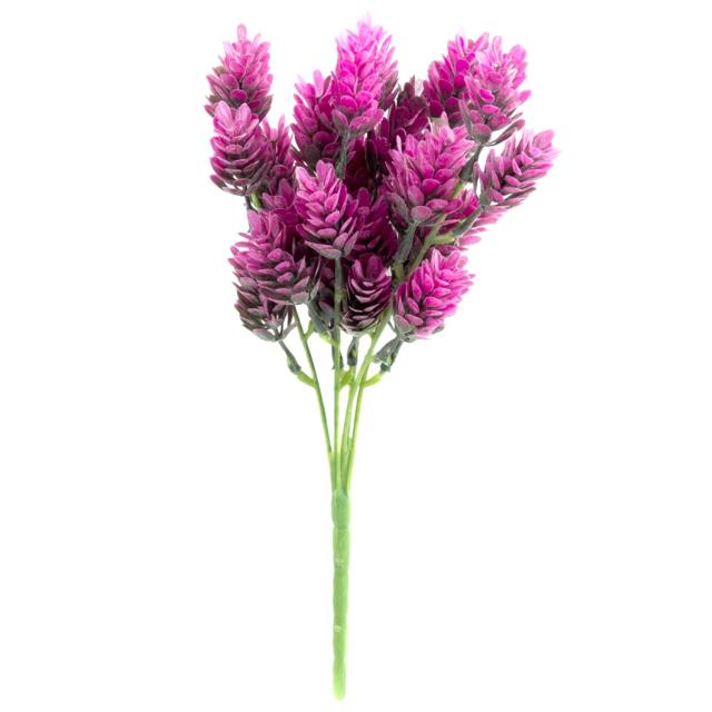 растение искусственное Хмель 33см волшебная страна 6шт 001475
