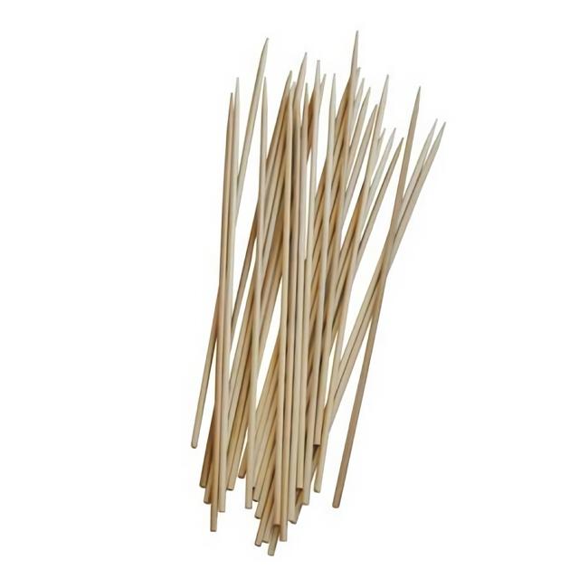 опора бамбуковая колотый 20 шт d4-4,5мм h40см