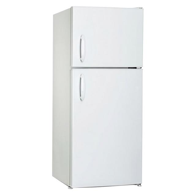 холодильник ZARGET ZRT 152W 2кам.97+33л 126х47х50см бел. холодильник zarget zrs 65w