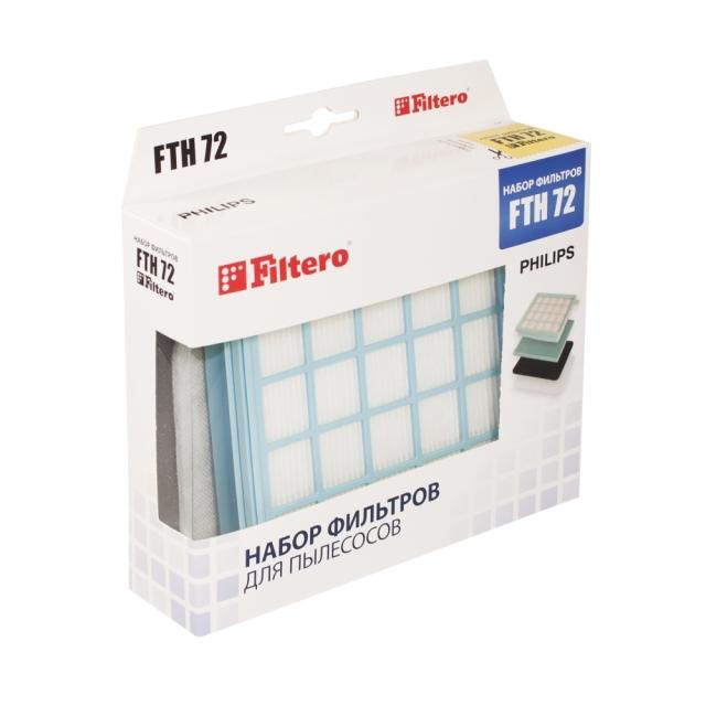 фильтрFILTERO FTH 72 PHI HEPA