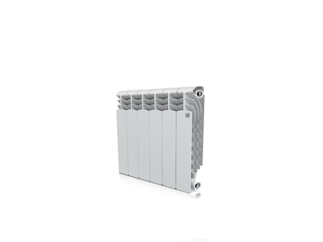 радиатор секционный алюминиевый Royal Thermo Revolution 350 6 секций радиатор секционный алюминиевый royal thermo revolution 350 8 секций