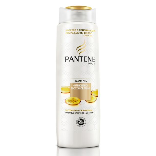 шампунь PANTENE Интенсивное восстановление 250мл шампуни pantene шампунь интенсивное восстановление 250мл