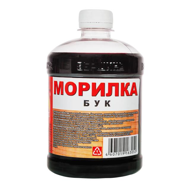 морилка ВЕРШИНА 0,5л бук, арт.003695