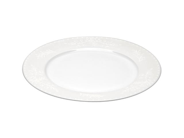 тарелка обеденная DOMENIK Spring Romance 27см, фарфор