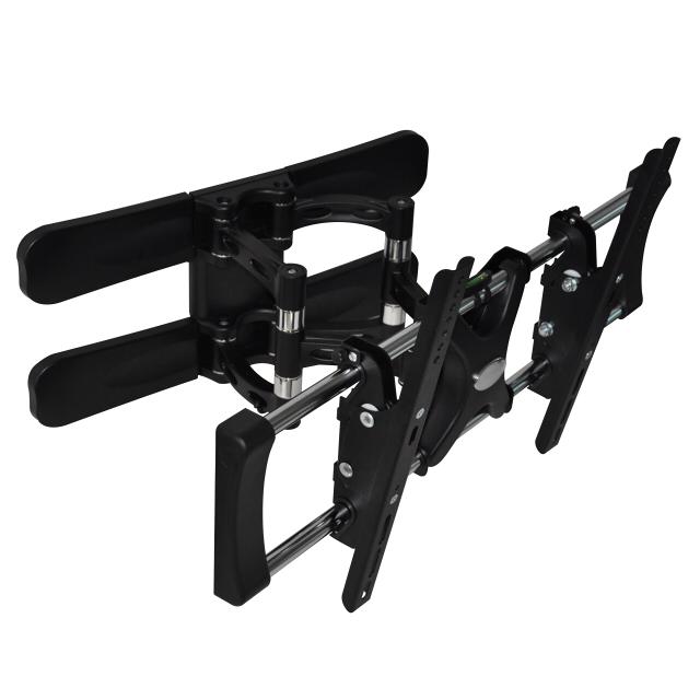 кронштейн VITAX VX 888 VESA 600/400 до 60кг, накл/повор/черн.,для телевизора цена и фото