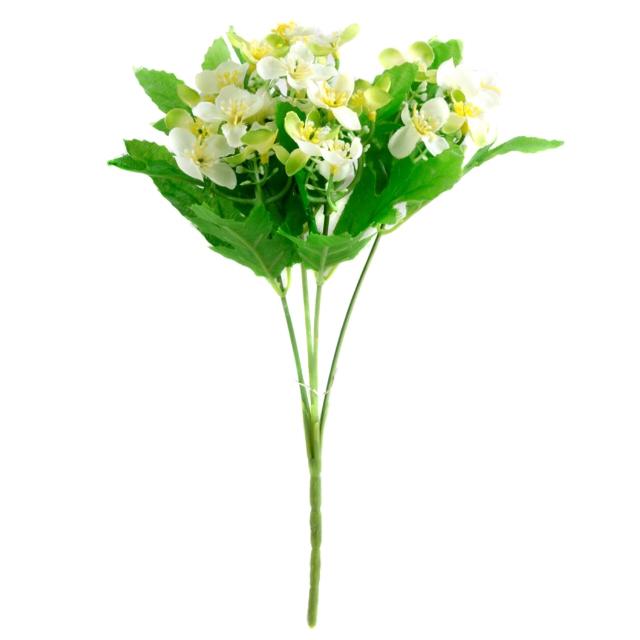 растение искусственное Лютик ползучий 25см волшебная страна 6шт 001475