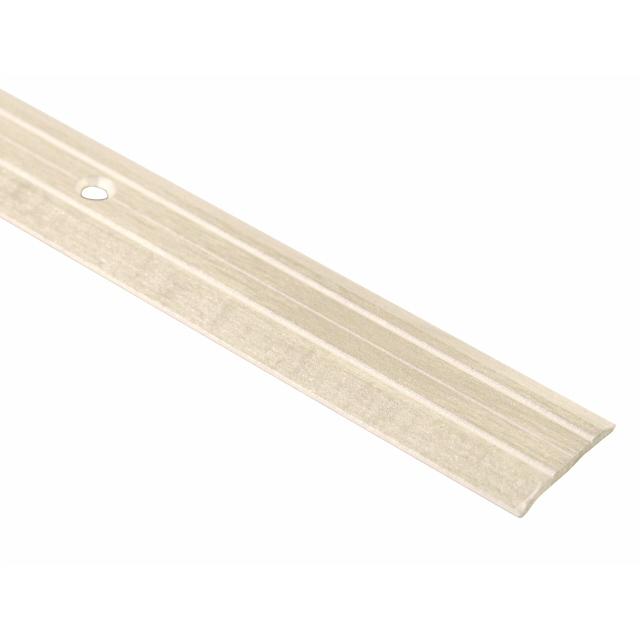 порог алюм. стык 25мм 1,8м декор. дуб выбеленный А1 стоимость