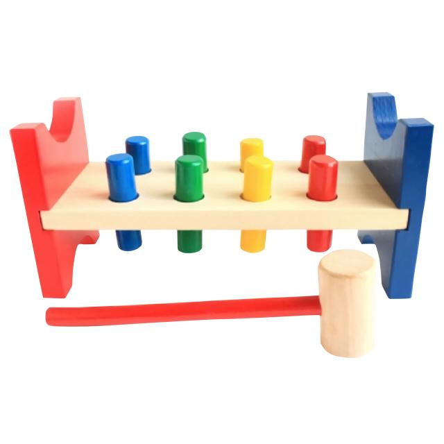 игрушка Гвозди-перевертыши дерево деревянные игрушки теремок гвозди перевертыши 4 гвоздика