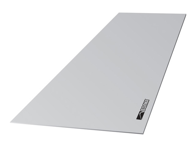 гипсокартон ВОЛМА стандартный 3000х1200х12,5 мм