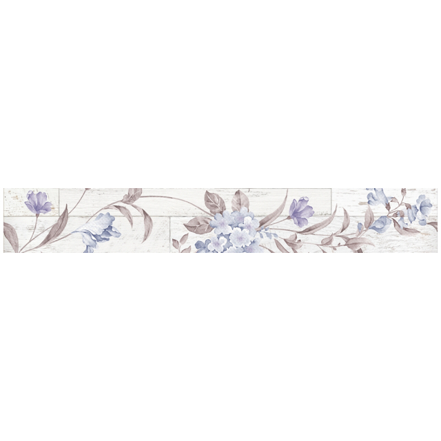 бордюр настенный 5,4х50 SAN REMO, белый бордюр ceramica classic tile stripes бордо 5x50