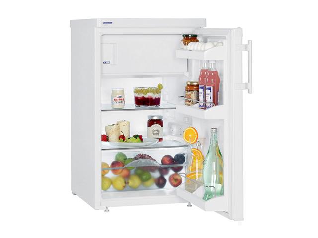 холодильник LIEBHERR T 1414-20 1кам.107+15л 85х50х62см бел. двухкамерный холодильник liebherr cuwb 3311