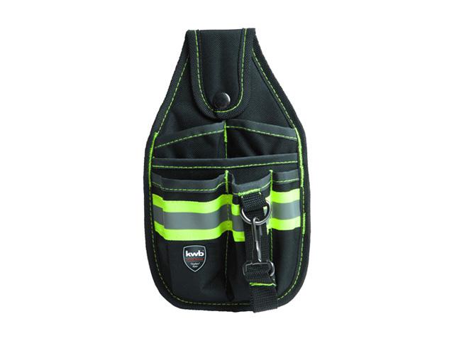Фото - сумка-пояс KWB 27х15см сумка для инструмента kwb одинарная 21х19х8см