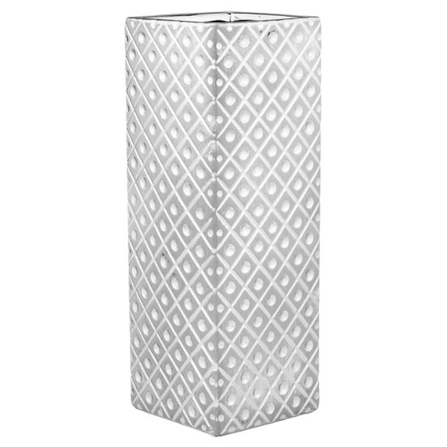 ваза LEFARD 32см серая керамика lefard ваза jocosa 17х25 см