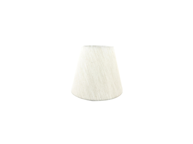 абажур 7834-1 Е14 Silk Caramel cream