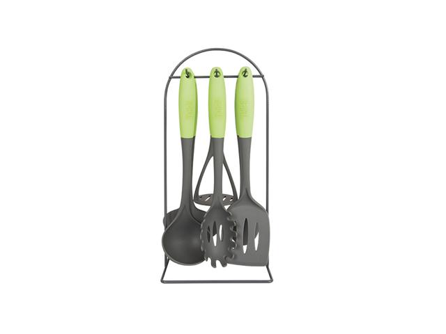 Фото - набор кухонный TALLER Малверн 7 предметов пластик, нерж.сталь набор кухонный taller малверн 7 предметов пластик нерж сталь