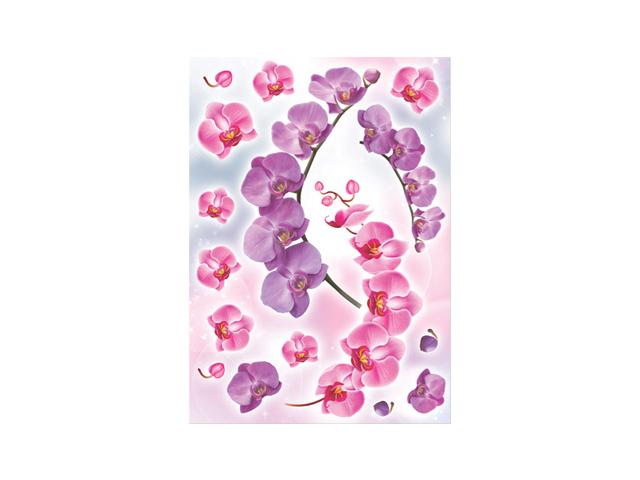 наклейка ДЕКОРЕТТО Веточка орхидеи 35х50см, арт.FI 4008 цены
