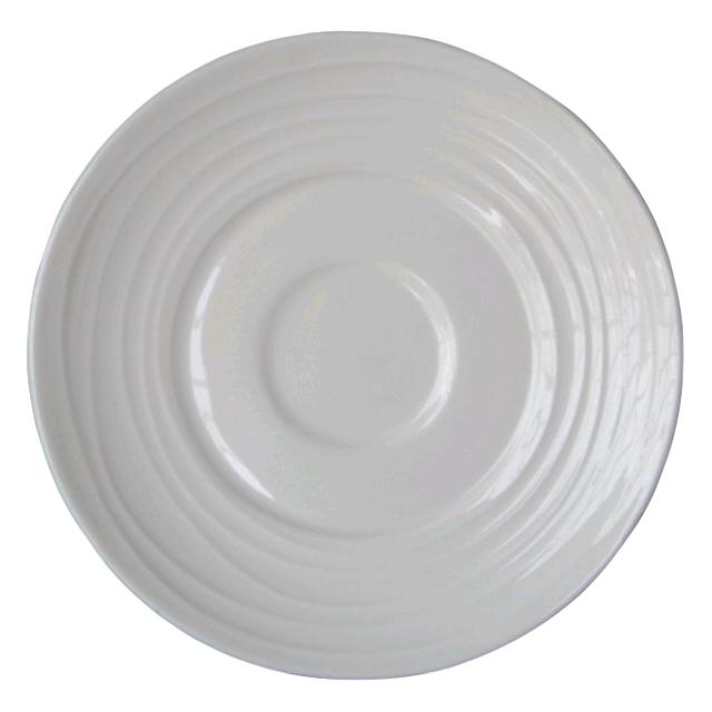 блюдце TUDOR ENGLAND Royal circle, 16см, фарфор