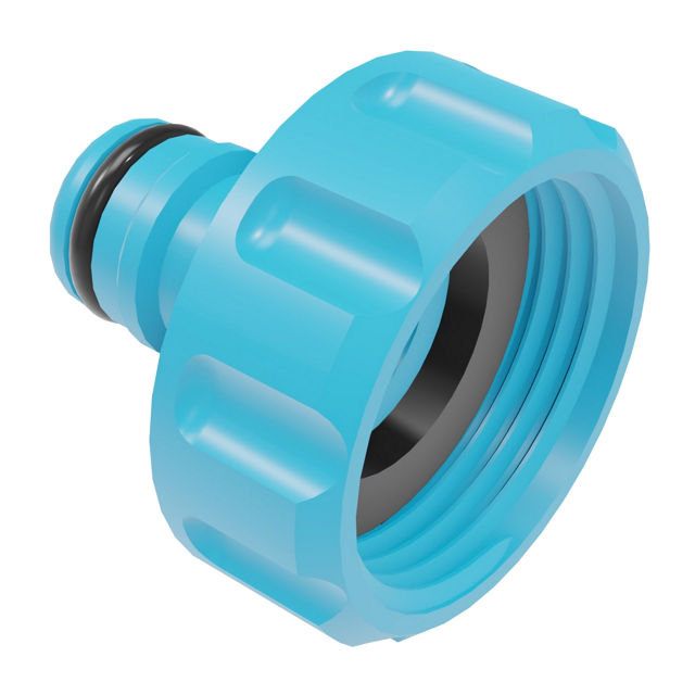 адаптер CELLFAST Basic 1 внутренняя резьба пластик