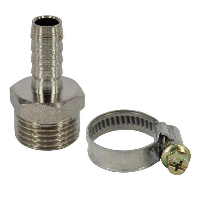 комплект для подключения шланга 3/4 внешняя резьба адаптер 3 4 внешняя резьба