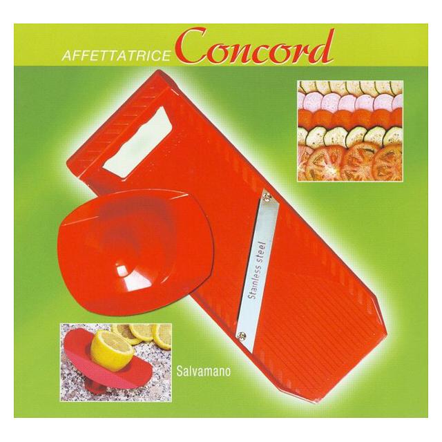 терка GIO CASA Конкорд из набора Супер-5 плоская для капусты без поддона нерж.сталь, пластик