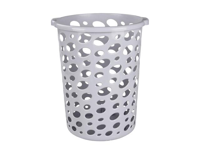 корзина для мусора Сорренто, 12 л, Без крышки, пластик, в ассортименте корзина для мусора сорренто 12л серый м2055 башкирия