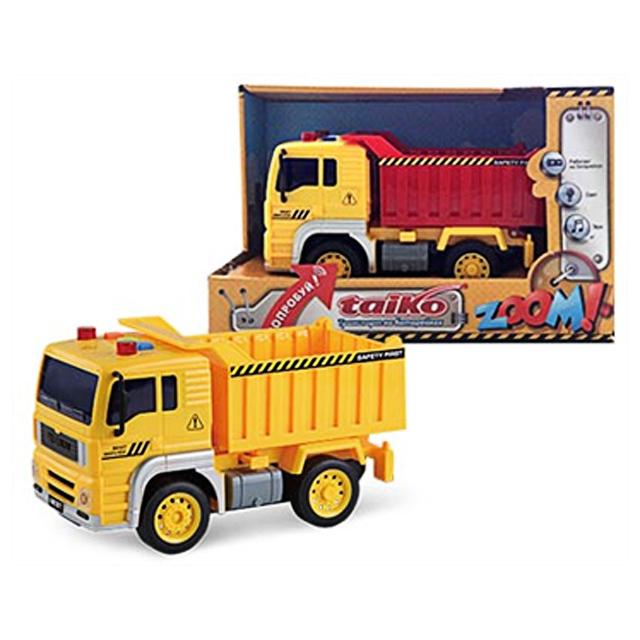 игрушка TAIKO Строительная техника на батарейках в ассорт.