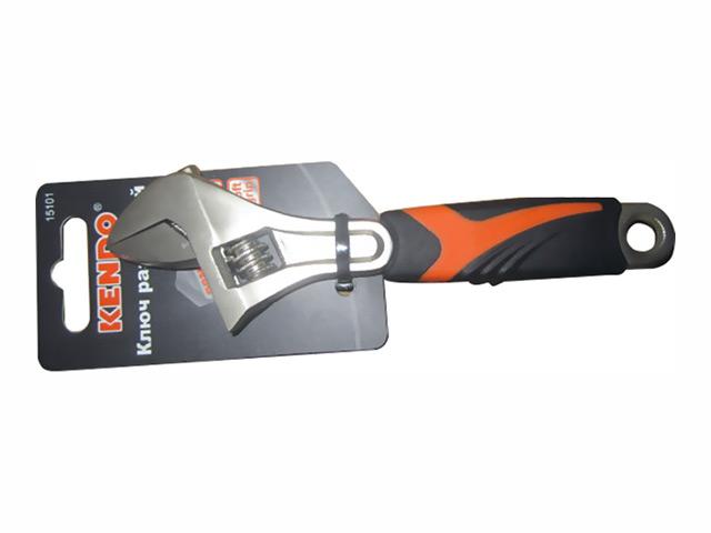 ключ разводной KENDO 160мм